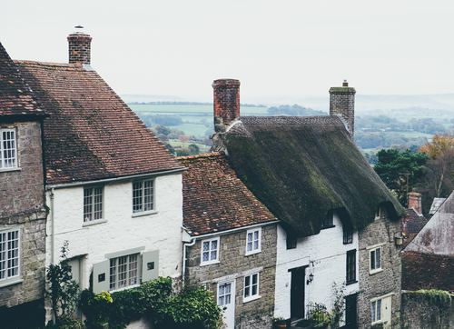 Gold&#039s Hill at Shaftesbury