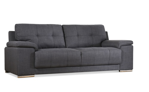 Kansas Grey Sofa - &pound499.99