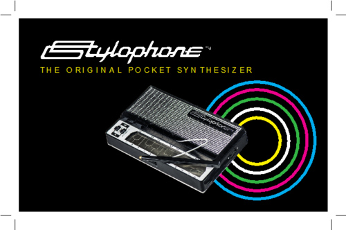Stylophone 50th 2