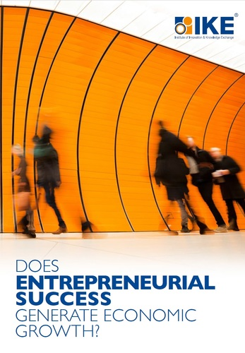New Entrepreneurship Report 2018