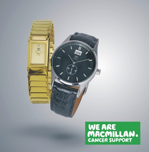 New Watches from Marc Watches Ltd