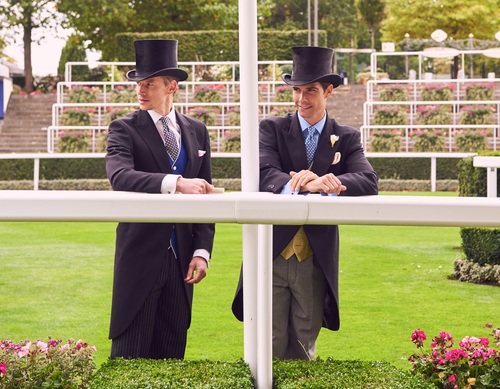 Oliver Brown's Royal Ascot Collection