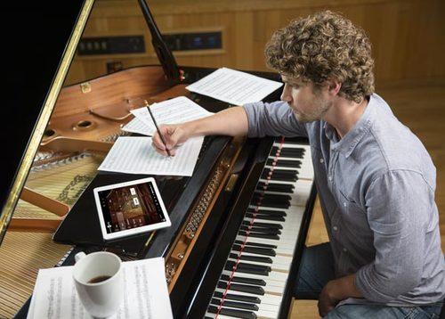 DC3 Enspire Pro Disklavier Grand Piano