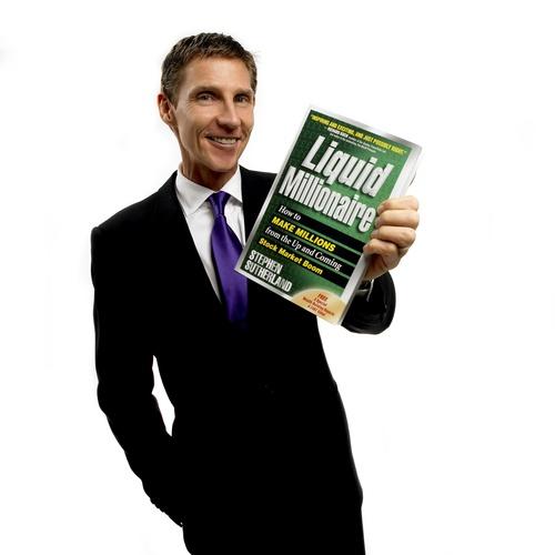Millionaire investor Stephen Sutherland