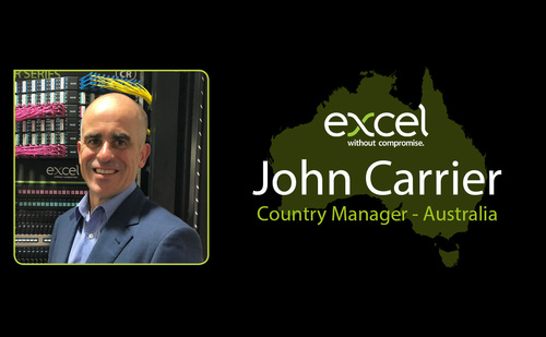 Excel in Australia - John Carrier