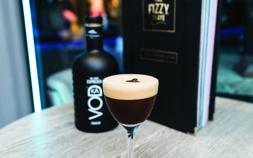 Competition Entry - Expresso Martini