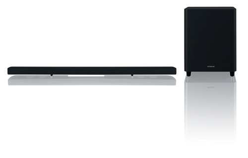 New Hitachi Soundbar £149.99 Argos