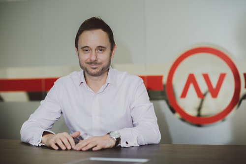 Ventrica MD and Founder Dino Forte