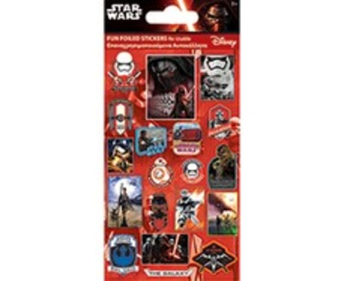 Star Wars Character Stickers