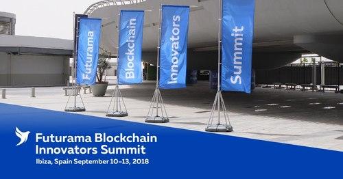 Futurama Blockchain Innovators Summit