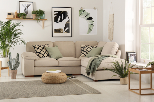 Cassie Corner Sofa - &pound899.99