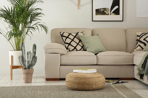 Cassie Corner Sofa Close Up - &pound899.99