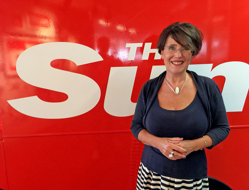 Lisa Minot, Travel Editor of The Sun
