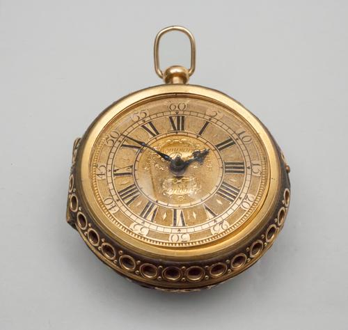 Thomas Tompion gold-par cased Watch