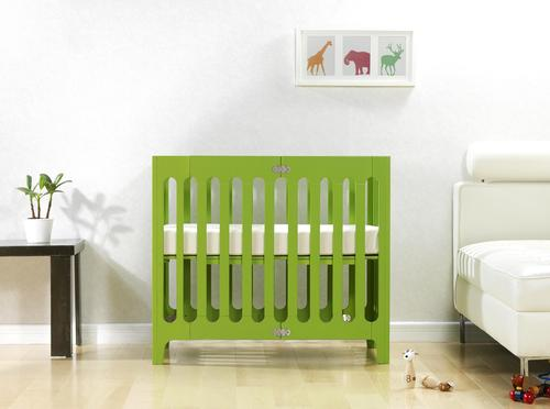 The new alma urban cot from bloom