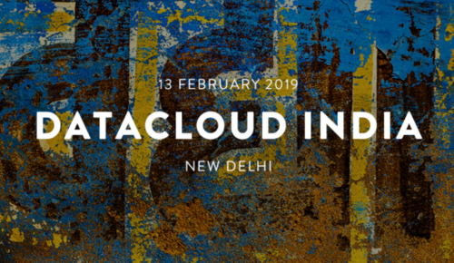 Datacloud&#039s First India Event