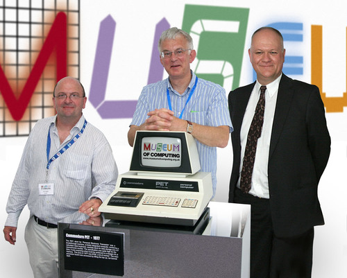 MOC's Webb, Holt and Intel's Graylish