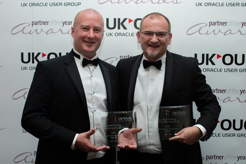 UKOUG Partner Awards 2018
