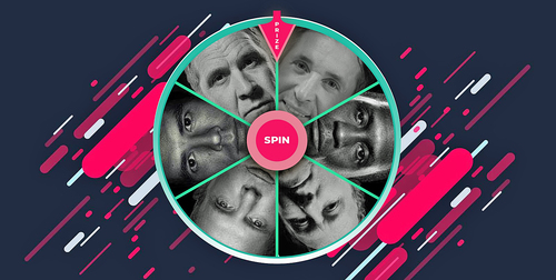Spin to win against six England legends
