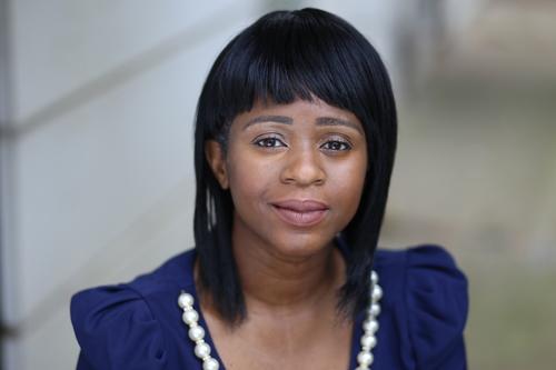 Clare Anyiam-Osigwe, writer/director.