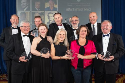 Lifetime Achievement Award Winners