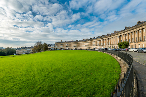 The Royal Crescent, StayinBath.org