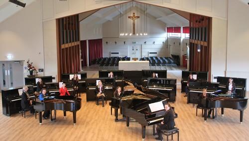 St Joseph's College new music centre