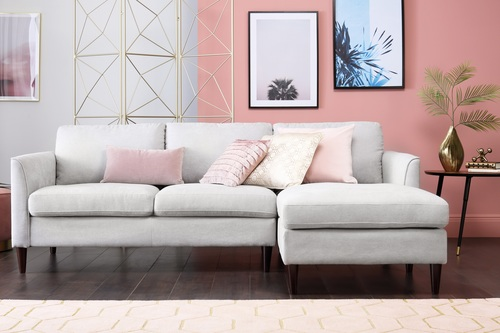 Hayward Dove Grey Sofa - £699.99