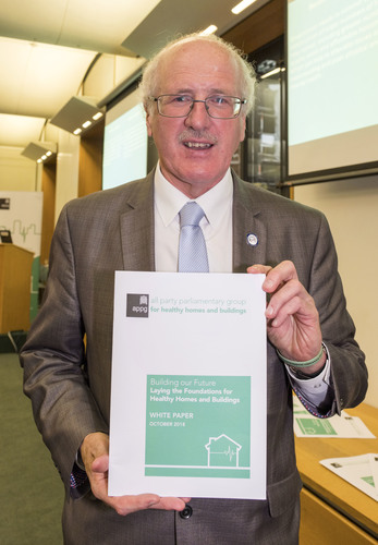 Jim Shannon MP at launch of White Paper