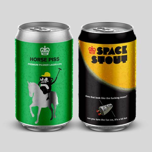 Horse Piss & Space Stout