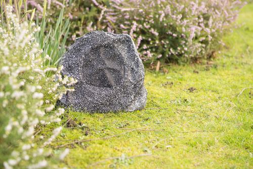 The Rock Garden Speaker by Lithe Audio