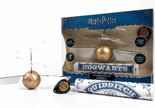 Wizarding World Golden Snitch Heliball