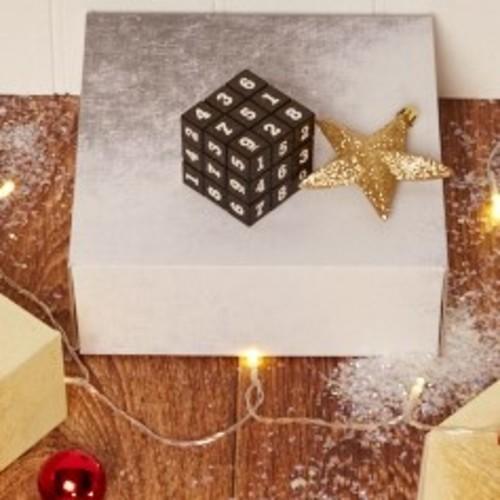Sudoku Puzzle Cube