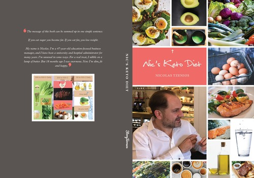 Nic's Keto Diet Book Cover