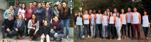 iGEM teams from Universite Paris-Saclay