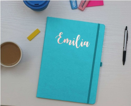 Ryman Personalised Soft Cover Notebook