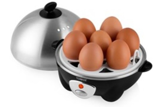 Tower Egg Cooker and Poacher