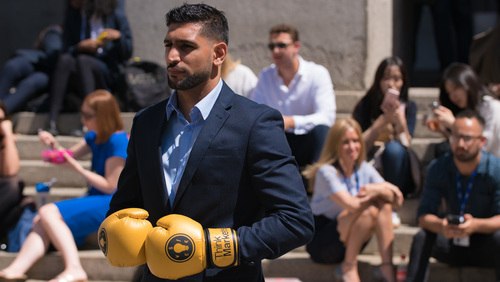 Amir Khan joins forces with ThinkMarkets