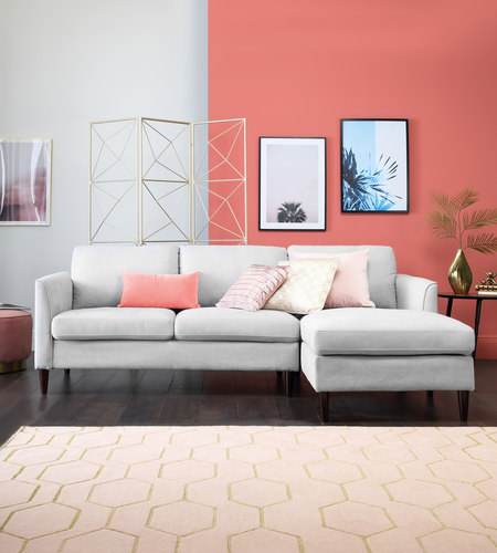 Living Coral Hayward Sofa - £699.99