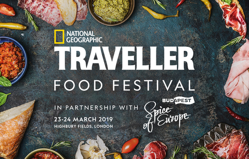 Nat Geo Traveller Food Festival