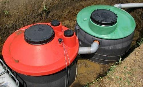Domestic Septic Tanks