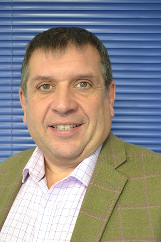 Keith Purvey Sales Director, APG