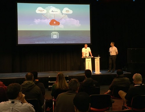 OCEAN launched at UKOUG Tech18