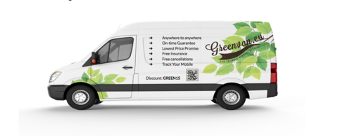 GreenVan for Home Removals