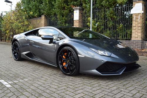Lamborghini Huracan Hire