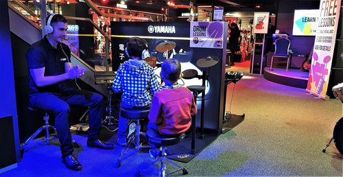 Yamaha Music LondonLearn to Play Day '19
