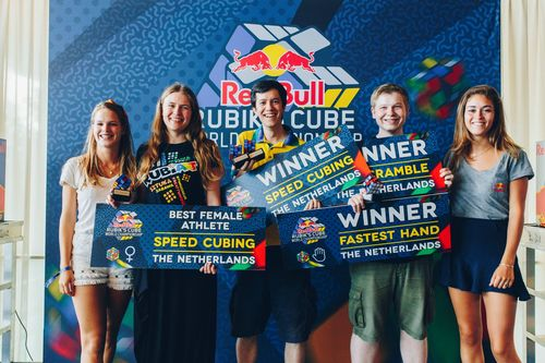 2018 Red Bull Rubik&rsquos World Cup