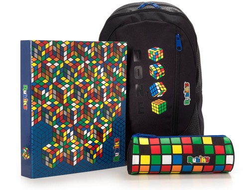 Merchandise featuring the Rubik&#039s Cube