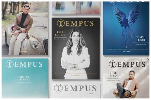 Tempus Magazine has joined Vantage Media