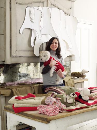 Lilly Shahravesh founder of Lovemydog